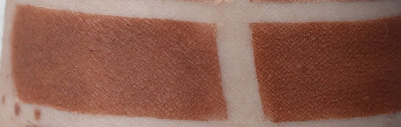 Silk Naturals Idle, dupe for Urban Decay Faith swatch