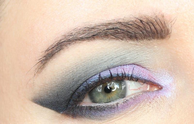 Kat Von D Pastel Goth Palette Swatches Review