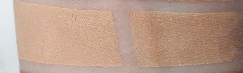 Silk Naturals Mellow, dupe for Urban Decay Pre-Game swatch