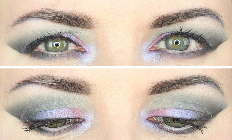 Kat Von D Pastel Goth and Alchemist Palette Cruelty-Free Makeup Tutorial