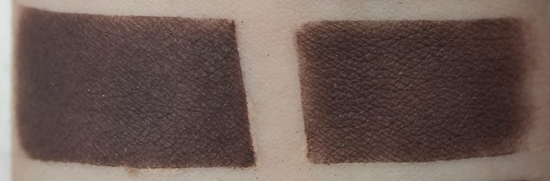 Silk Naturals Thunder, dupe for Urban Decay Magnet swatch