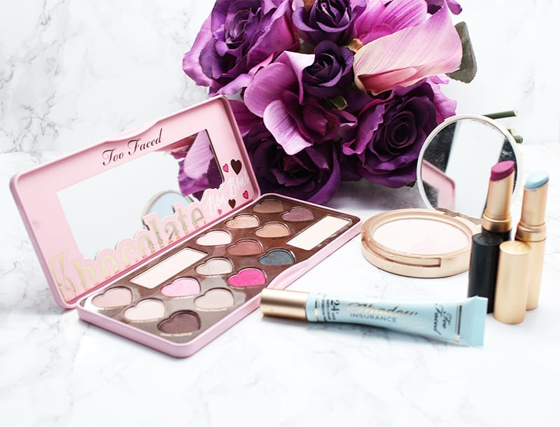 Top 5 Favorites from Too Faced