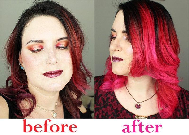 Pravana Hot Pink Hair