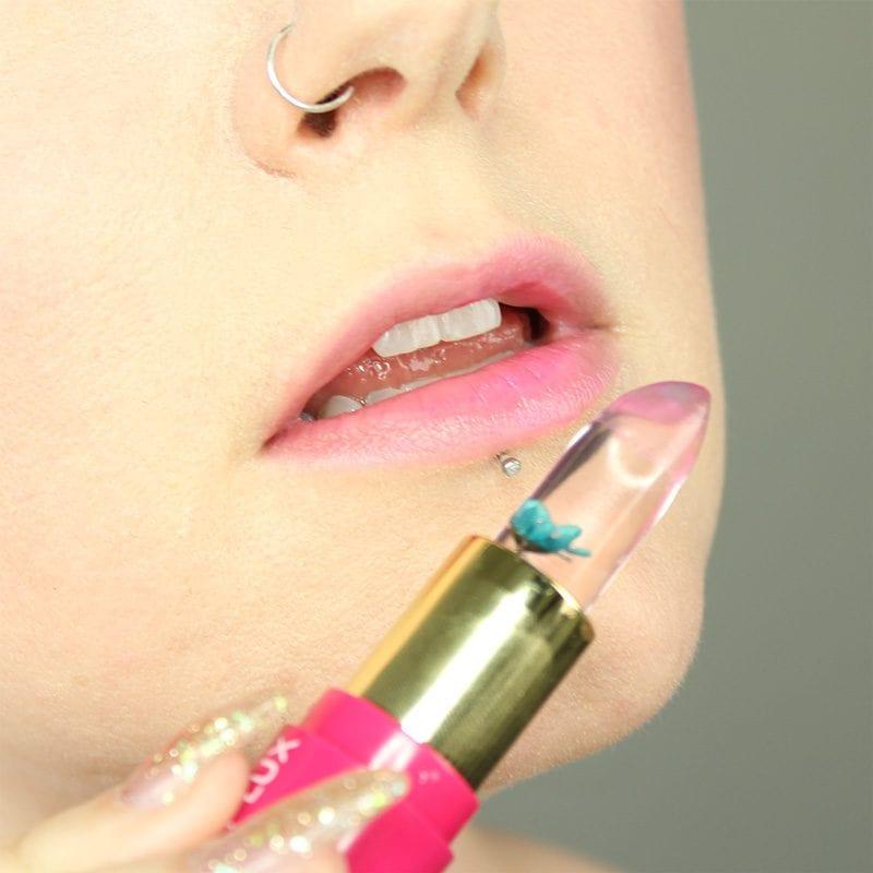 Cruelty-Free Makeup Tutorial | Winky Luxe Flower Balm