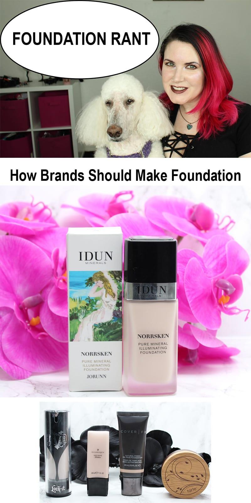 How Brands Should Make Foundation
