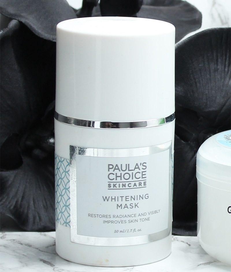 Best Face Masks for Dry Skin Paula's Choice Radiance Renewal Mask