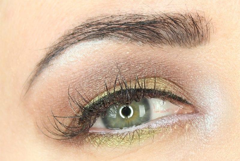 100% Pure Mermaid Tutorial Look for Hooded Eyes