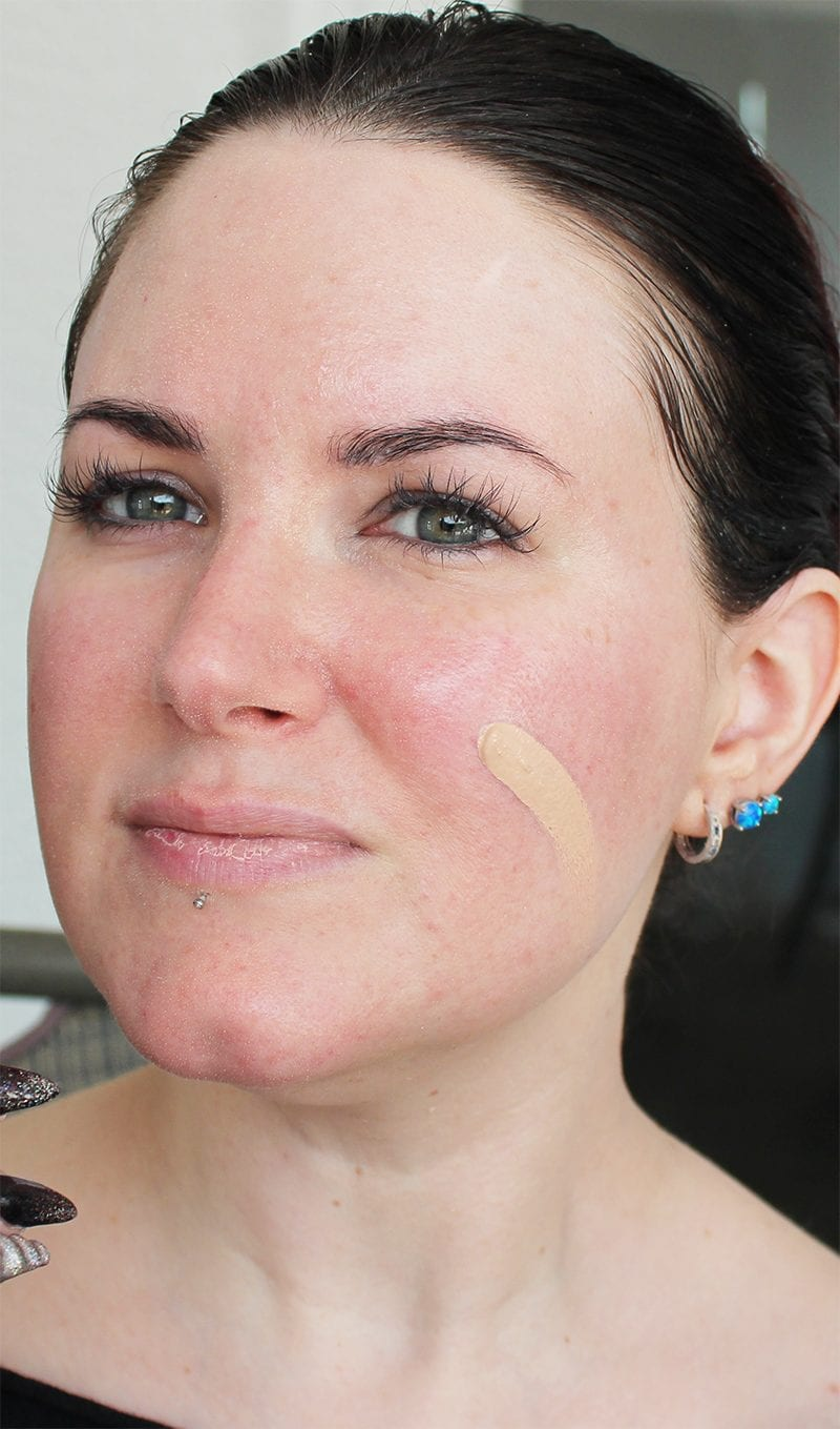 BareMinerals Complexion Rescue Gel in Opal swatch