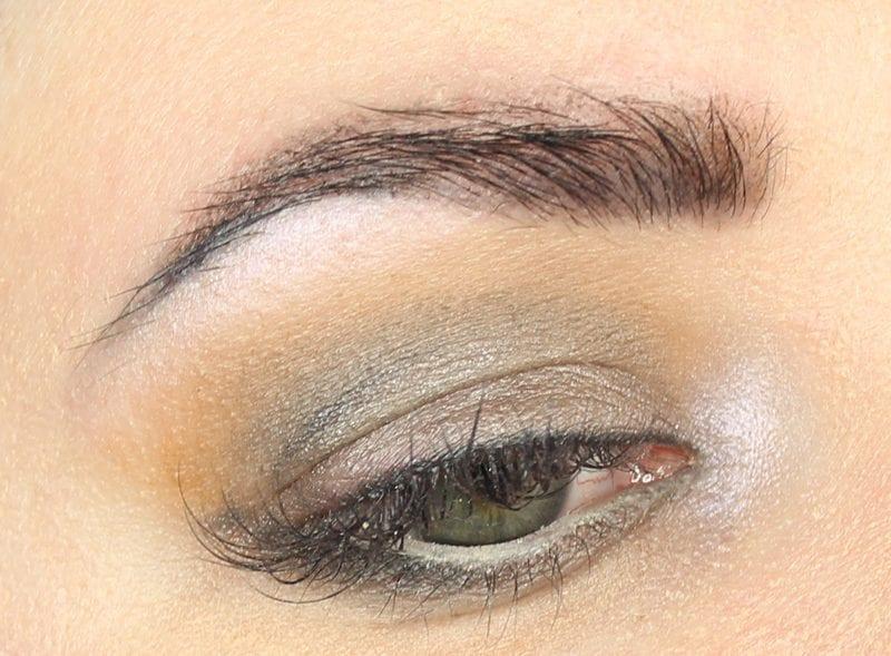 Tarte Rainforest of the Sea Eyeshadow Palette Vol. II Look 2