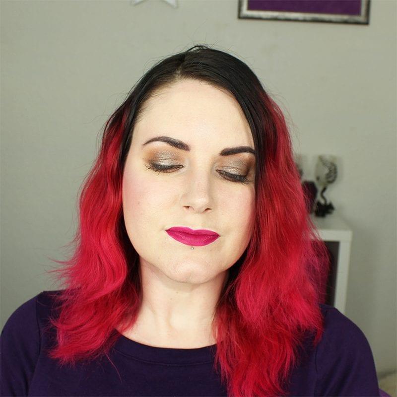 Cruelty-Free Cheap Makeup Challenge Tutorial Look 3