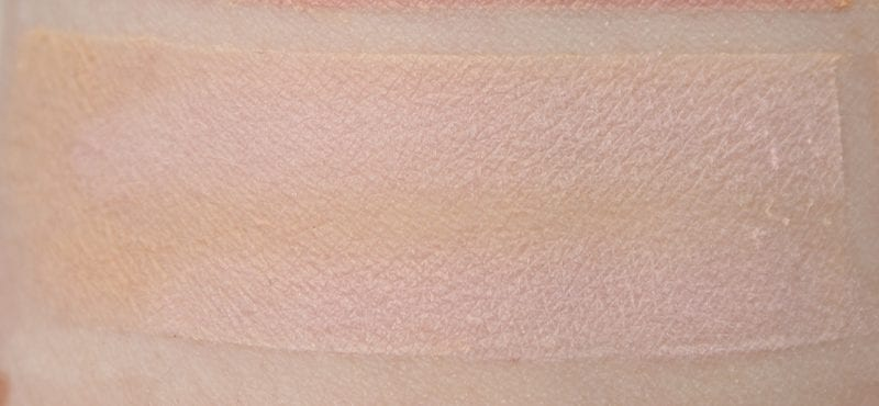 Dose of Colors Fluffy swatched on pale skin