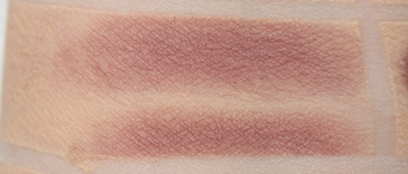 Dose of Colors Wishy Washy swatched on pale skin