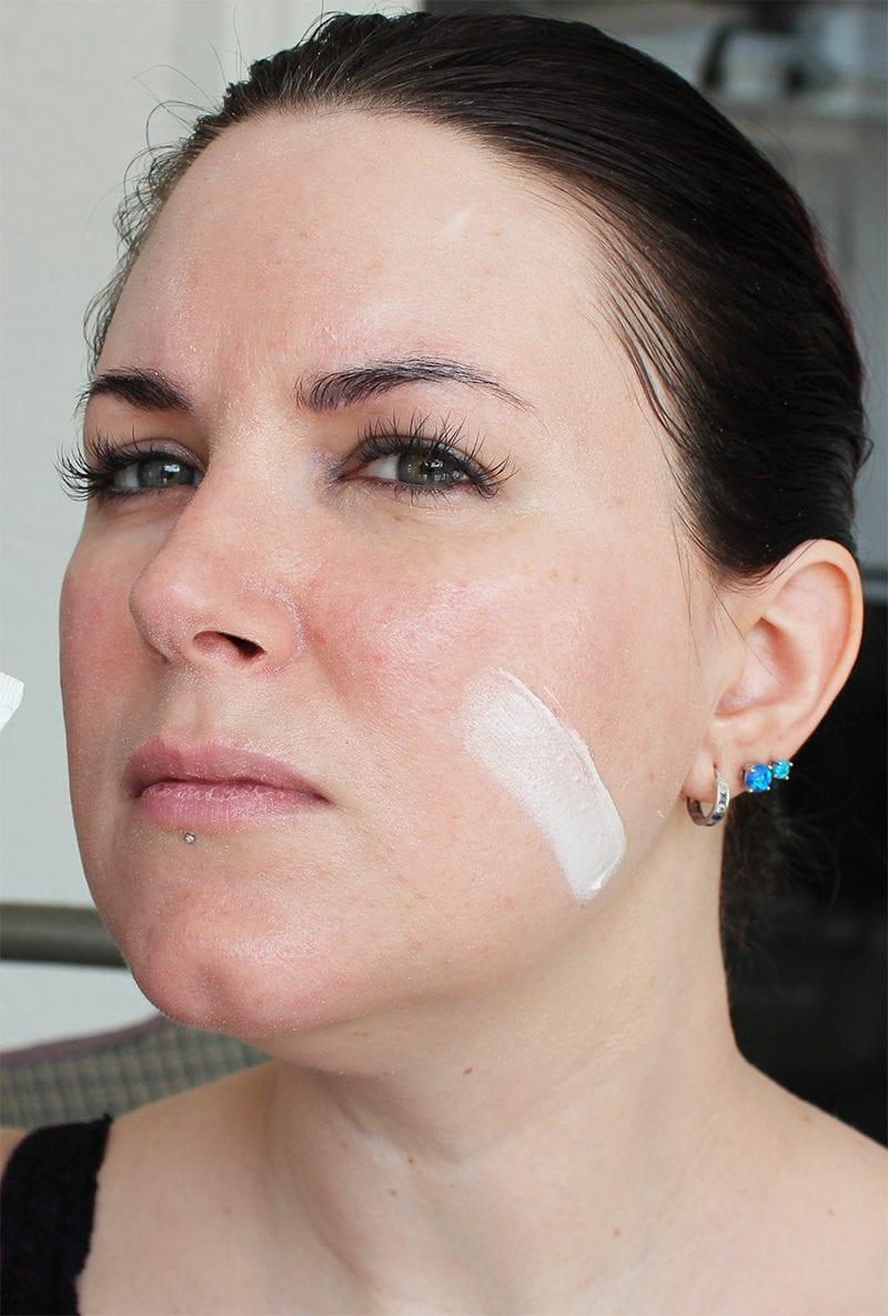 FOM Facial Enhancer in Light swatch