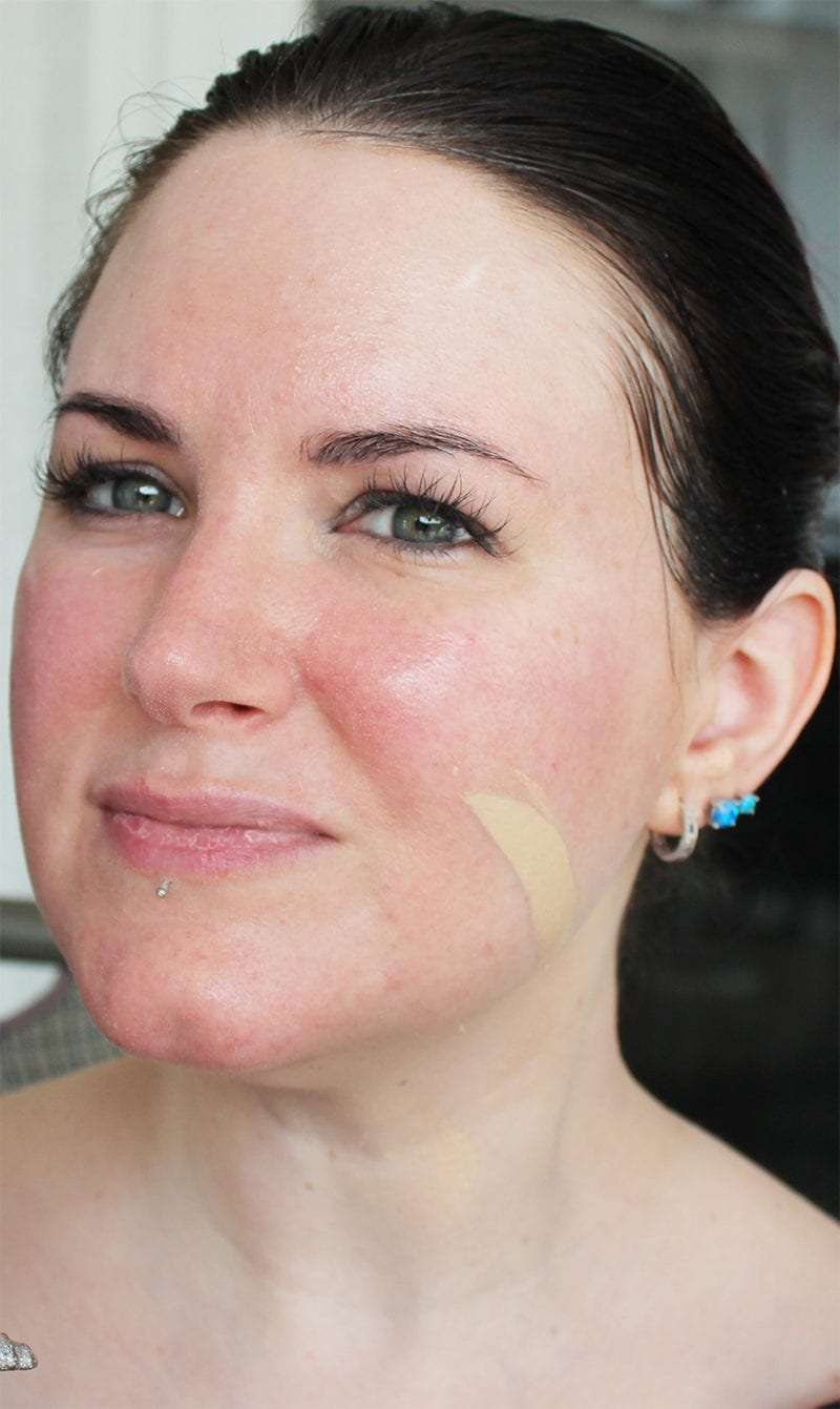 It Cosmetics Your Skin But Better CC+ Illumination SPF 50 in Fair swatch