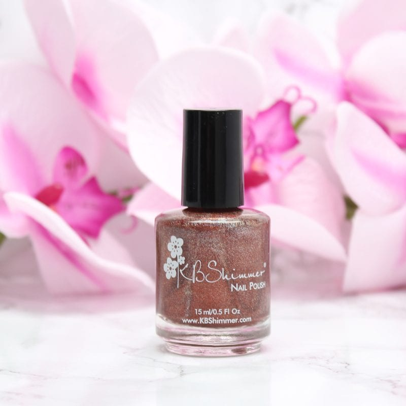 KBShimmer I Never Wood Have Guessed nail polish