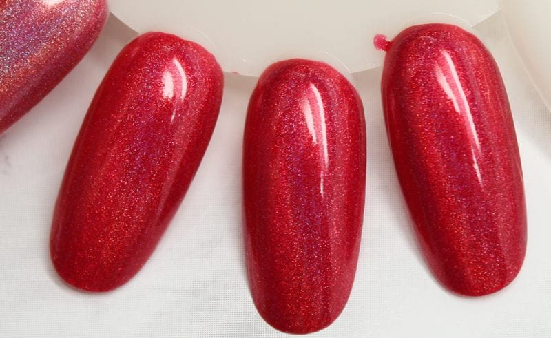KBShimmer Macaw Me Maybe nail polish swatch