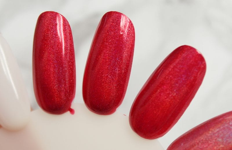 KBShimmer Macaw Me Maybe swatch