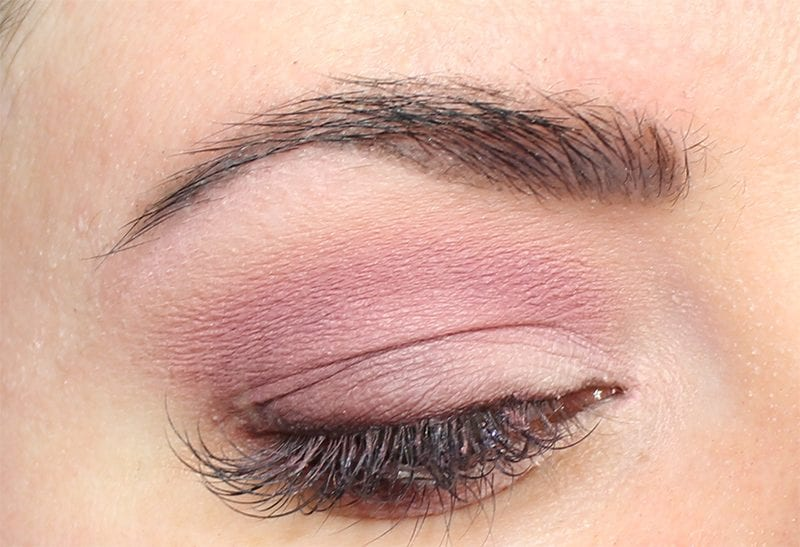 Dose of Colors Marvelous Mauves Eyeshadow Look