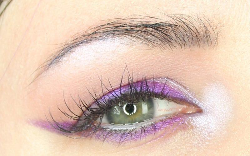 Purple Eyeshadow Tutorial with Makeup Geek