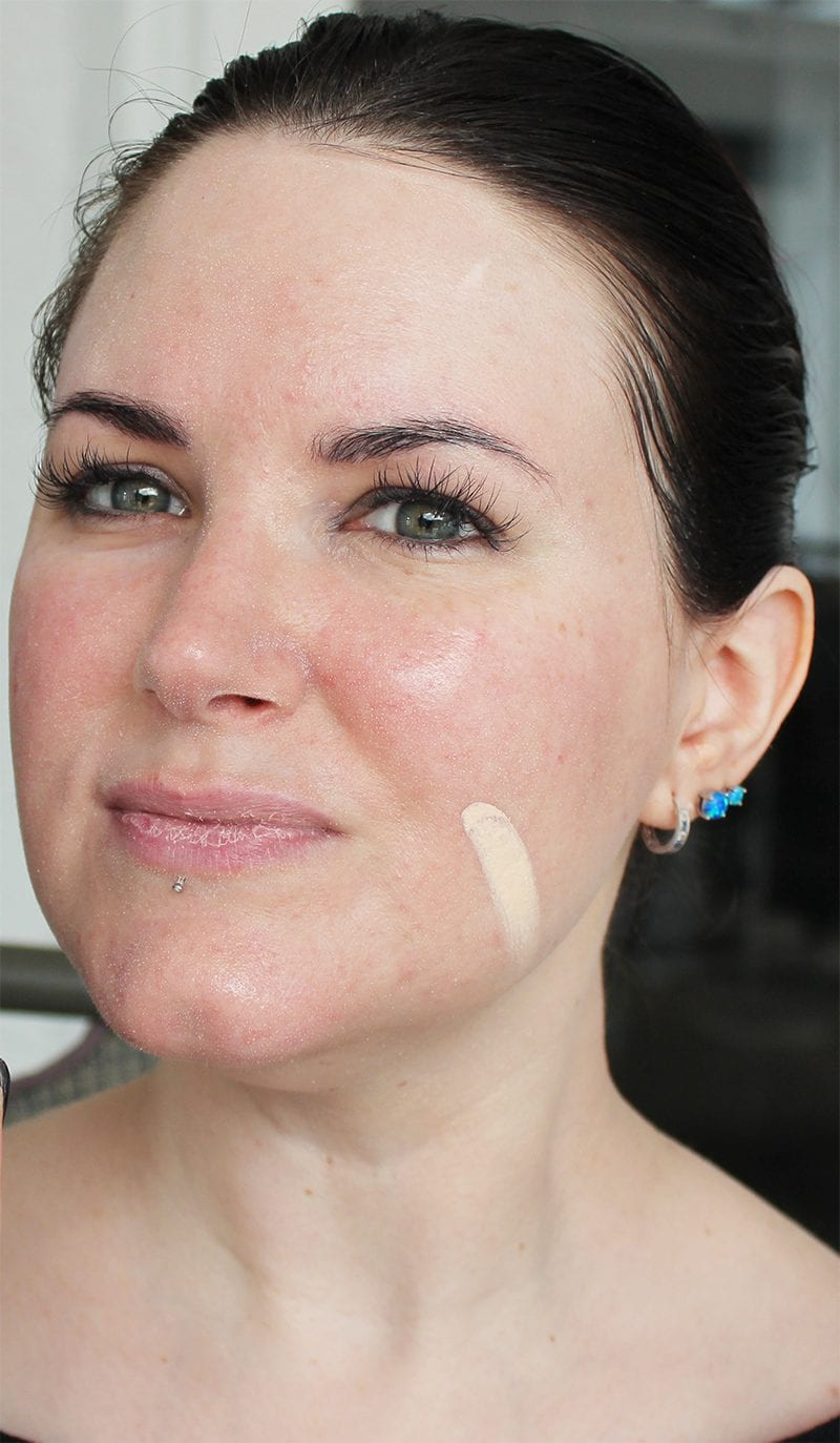 Paula's Choice Serum Foundation in Porcelain swatch