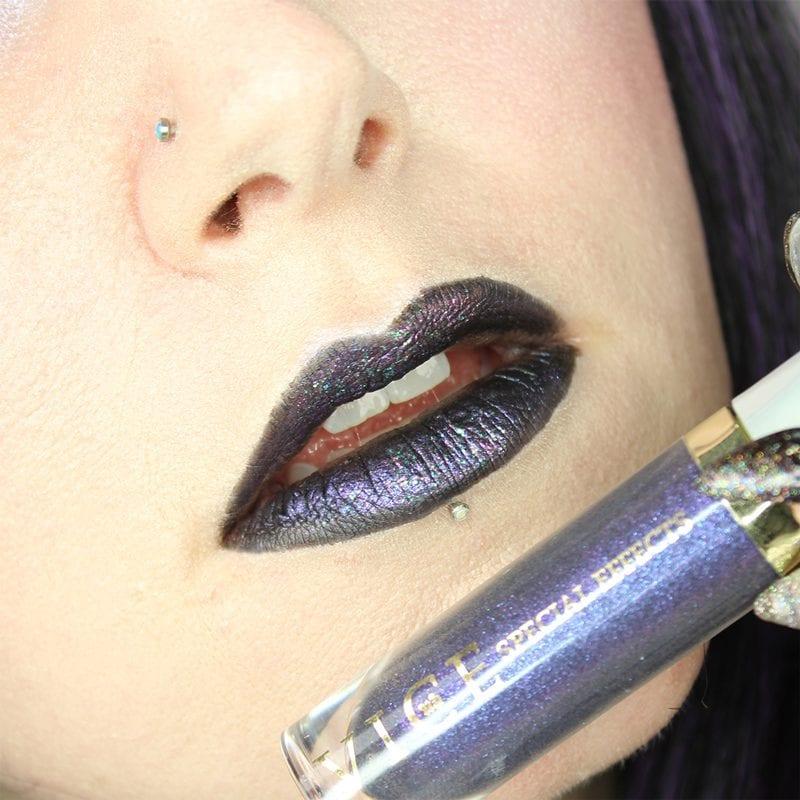 Purple Lipstick Tutorial with Urban Decay