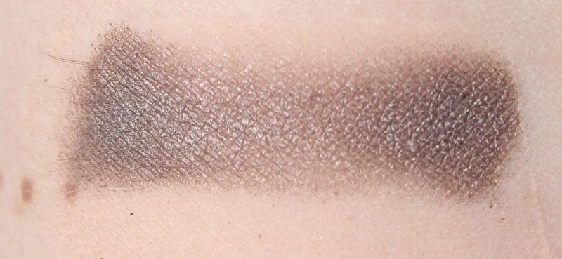 Tarte Rainforest of the Sea Eyeshadow Palette Vol. II Breezy swatch on pale skin