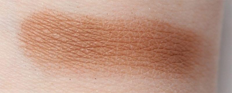 Tarte Rainforest of the Sea Eyeshadow Palette Vol. II Marina swatch on pale skin