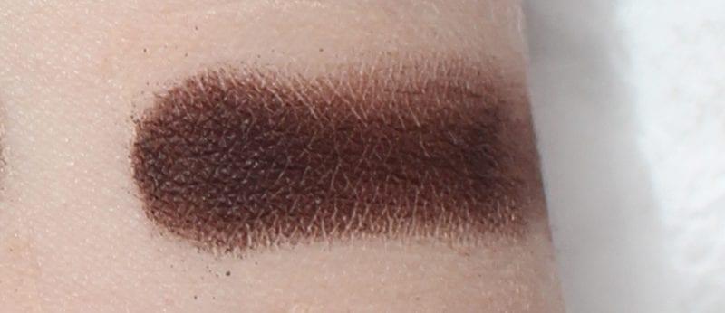 Tarte Rainforest of the Sea Eyeshadow Palette Vol. II Siren swatch on pale skin
