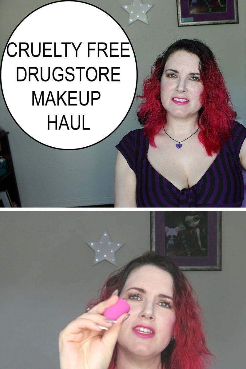 Cruelty Free Drugstore Beauty Makeup Haul at Ulta Beauty