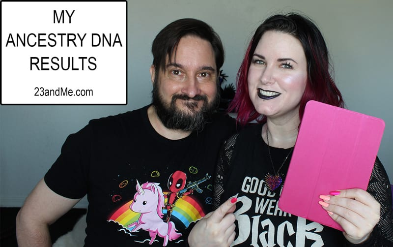 My At Home DNA Kit Results
