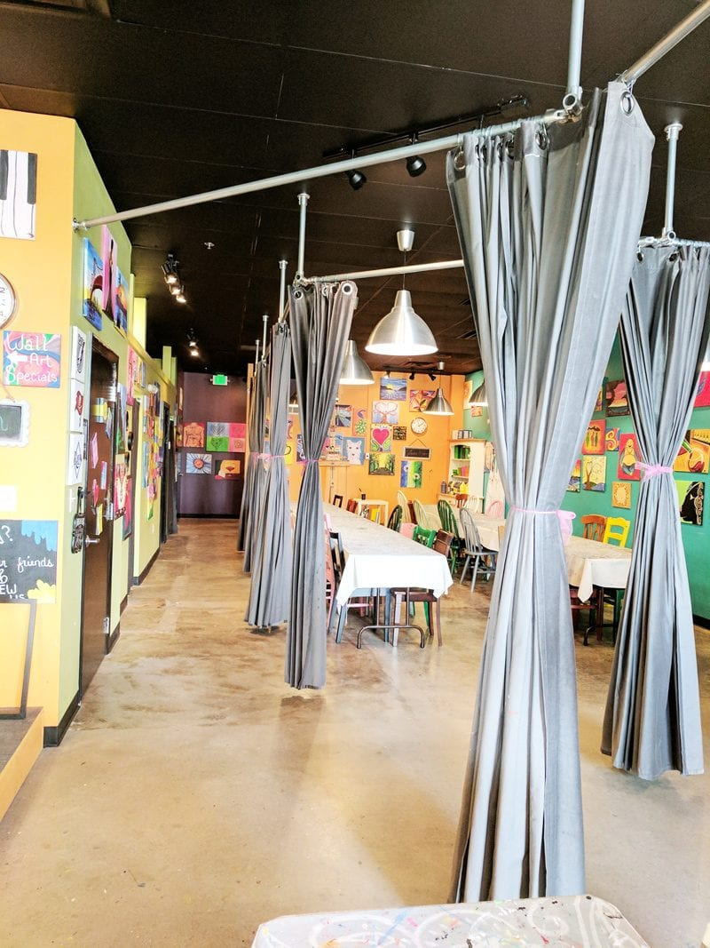 Inside Bottle and Bottega Tampa in Oldsmar, FL