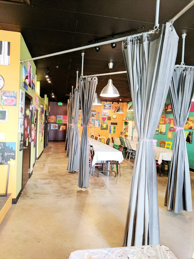 Inside Bottle and Bottega Tampa in Oldsmar, FL