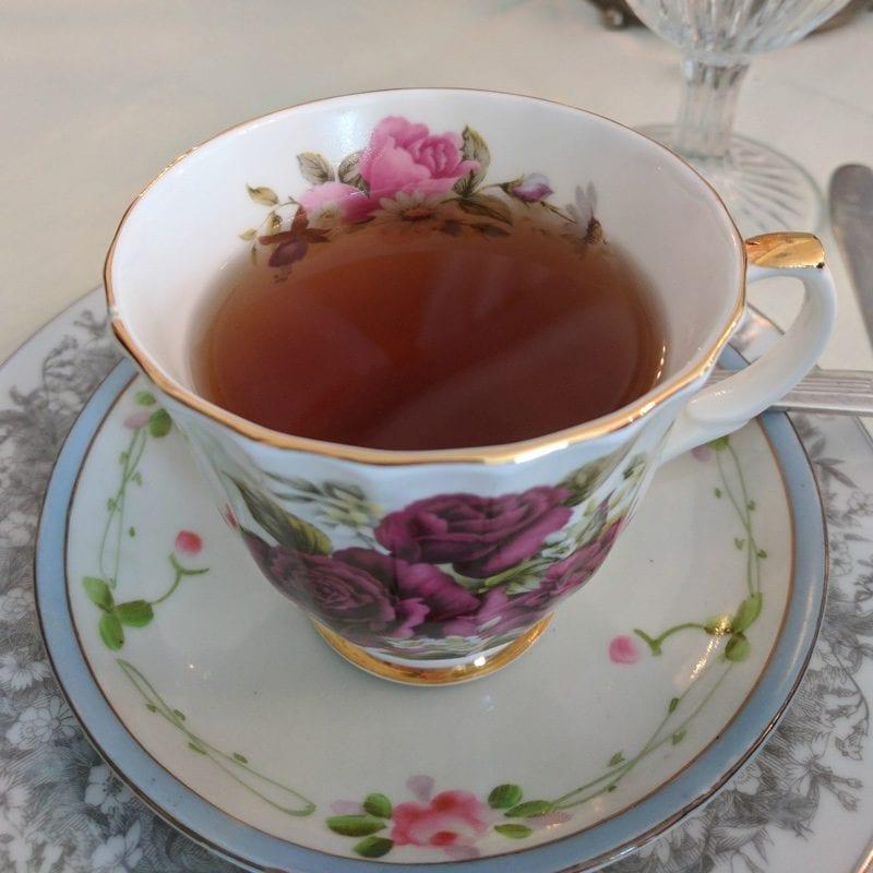 Coconut Almond Vanilla Tea