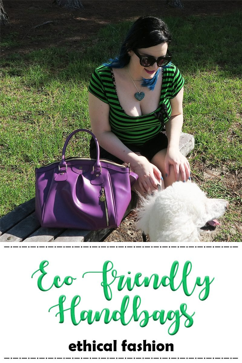 With Earth Day just around the corner, I wanted to talk about Eco Friendly Handbags: Ethical Fashion. I wanted to talk about some of the great eco friendly vegan handbag brands currently available like Gunas, Urban Junket, Krochet Kids, Freedom of Animals, and Matt & Nat.