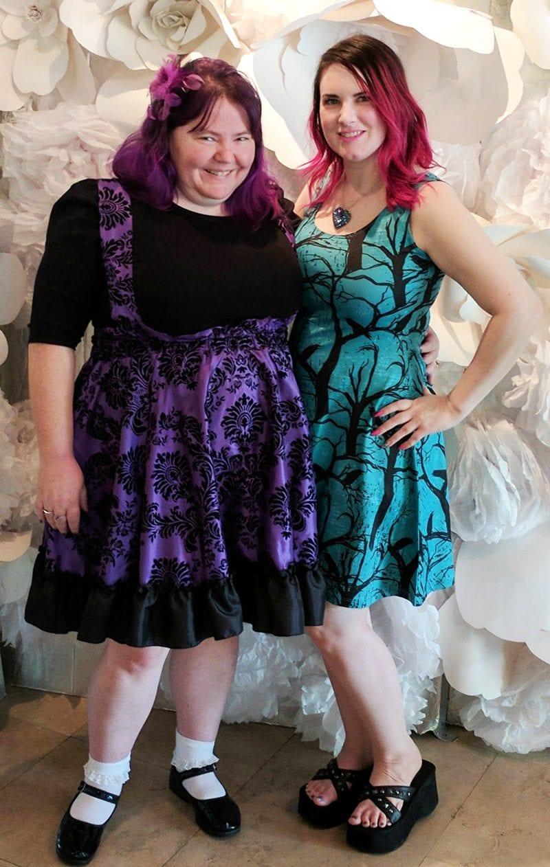 Gothic Lolita & Phyrra