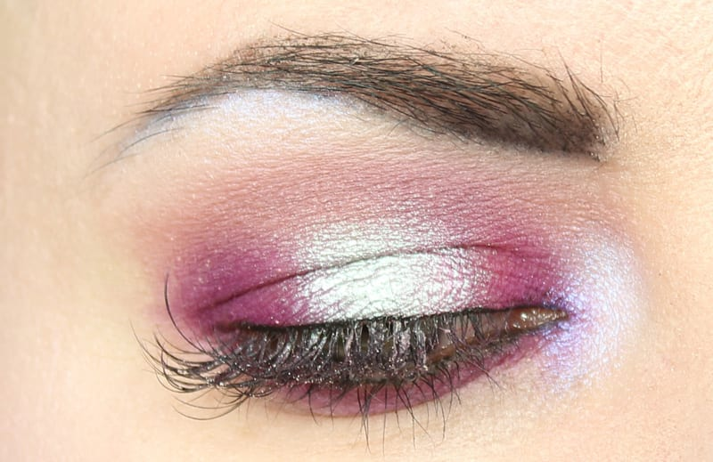 Duochrome Halo Eye Tutorial for Hooded Eyes