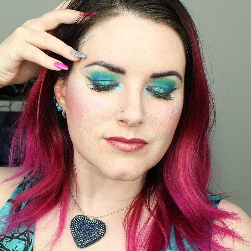 Wearing Darling Girl Mermaid Magic