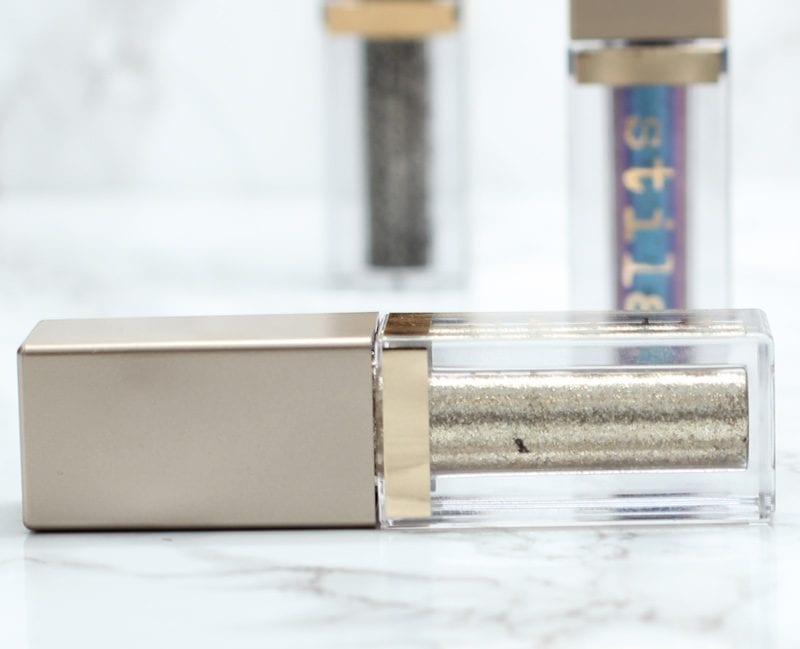 stila Magnificent Metals Glitter & Glow Liquid Eyeshadow in Gold Goddess