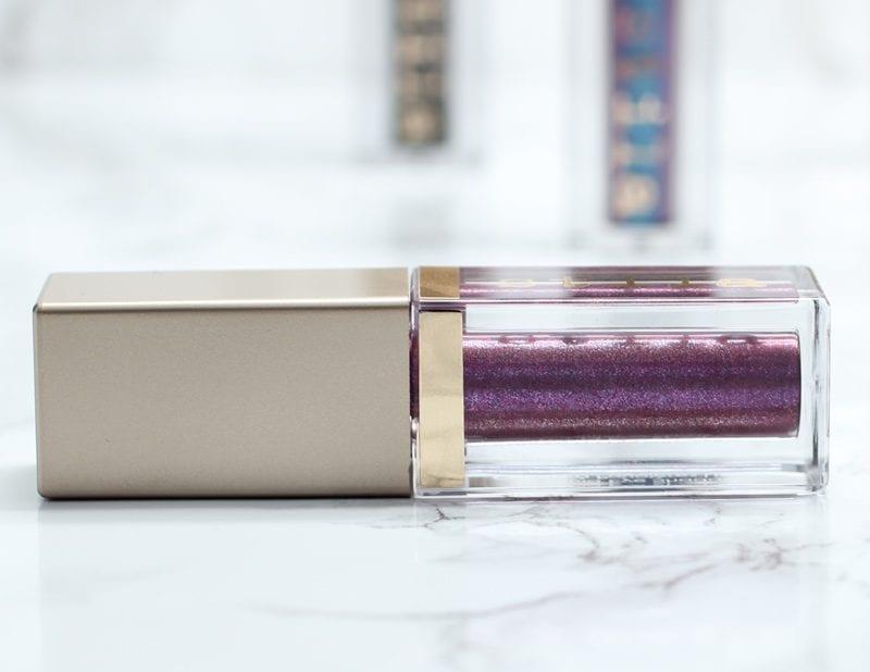stila Magnificent Metals Glitter & Glow Liquid Eyeshadow in Violet Vixen