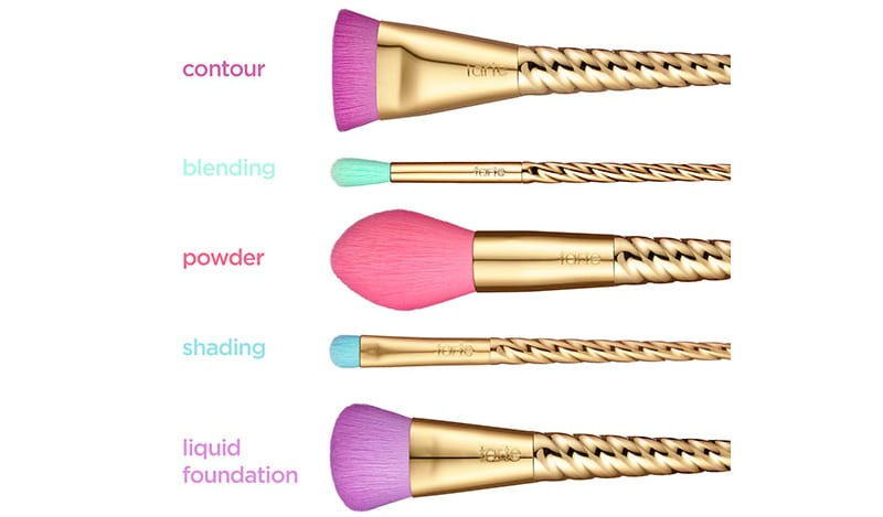 Tarte Magic Wands Unicorn Makeup Brushes Set