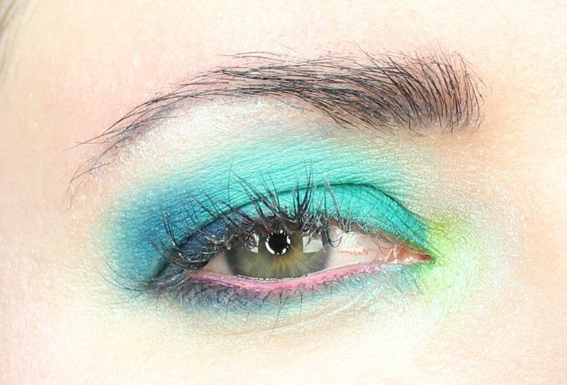 Urban Decay Basquiat Tutorial Look