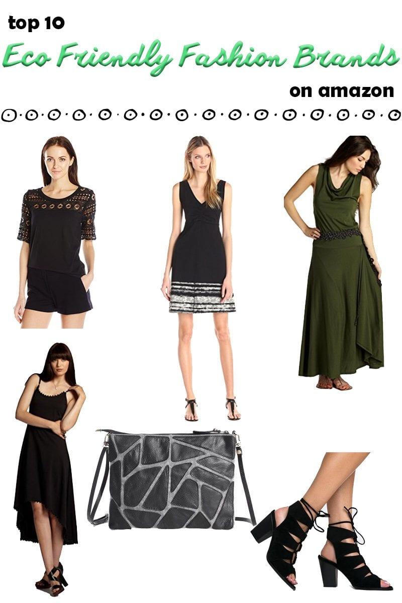 Top 10 Eco Friendly Fashion Brands on Amazon