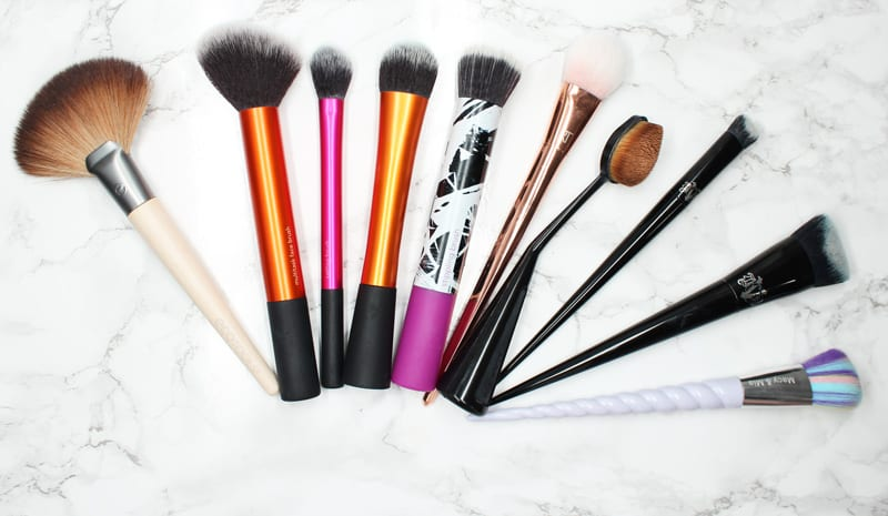 Must Have Vegan Makeup Brushes - Top 10 Vegan Face Brushes