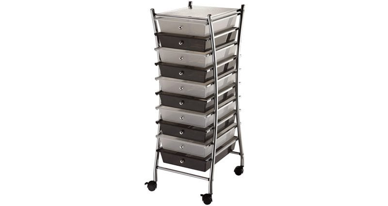 10 Drawer Organizer