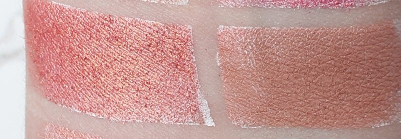 BH Cosmetics Carli Bybel Deluxe Palette Eyeshadow Swatches