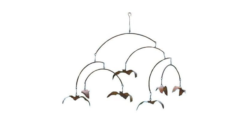 Hanging Bats Mobile