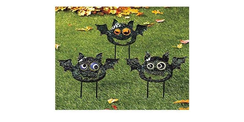 Bat Yard Sculptures