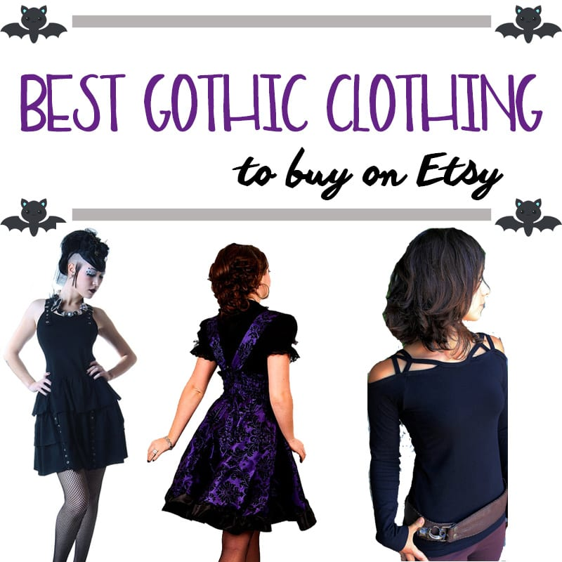 176be564d39 Best Gothic Clothing Brands on Etsy - Find the Custom Clothing of Your  Dreams