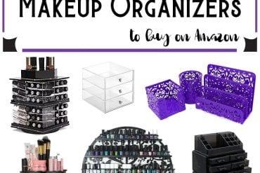 11 Best Makeup Organizers to Buy on Amazon