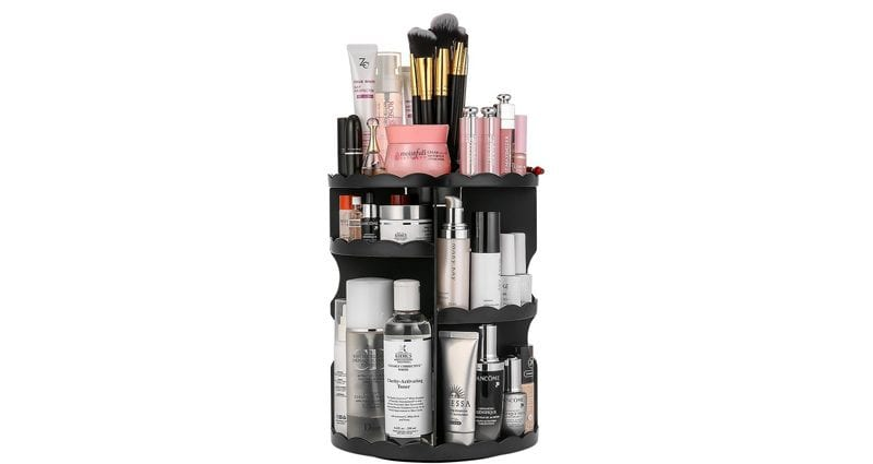 Jerrybox 360 Degree Makeup Organizer